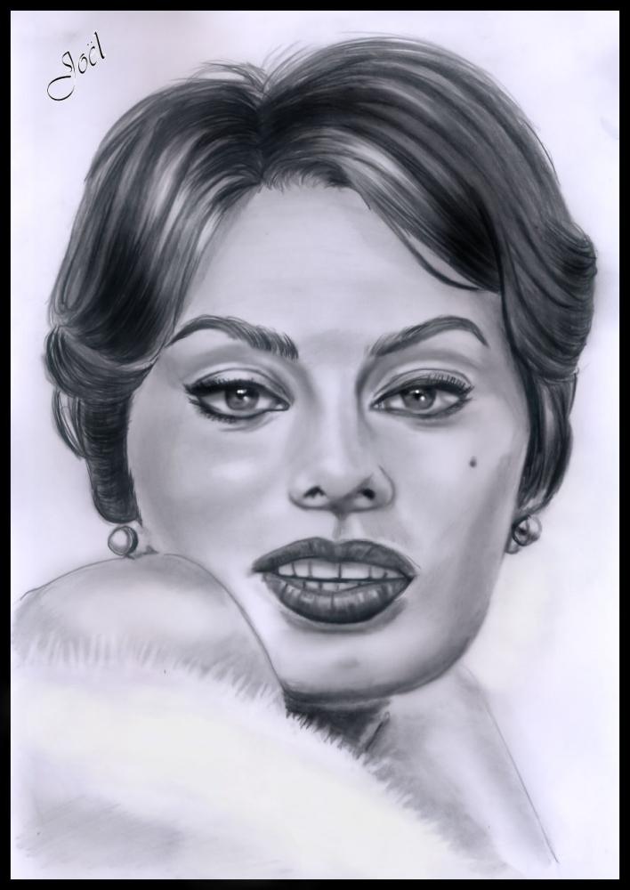 Sophia Loren par klk68